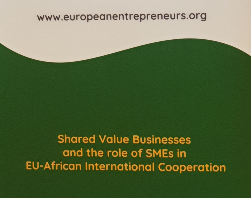 EU-AFRICAN SME Summit BRUSSELS