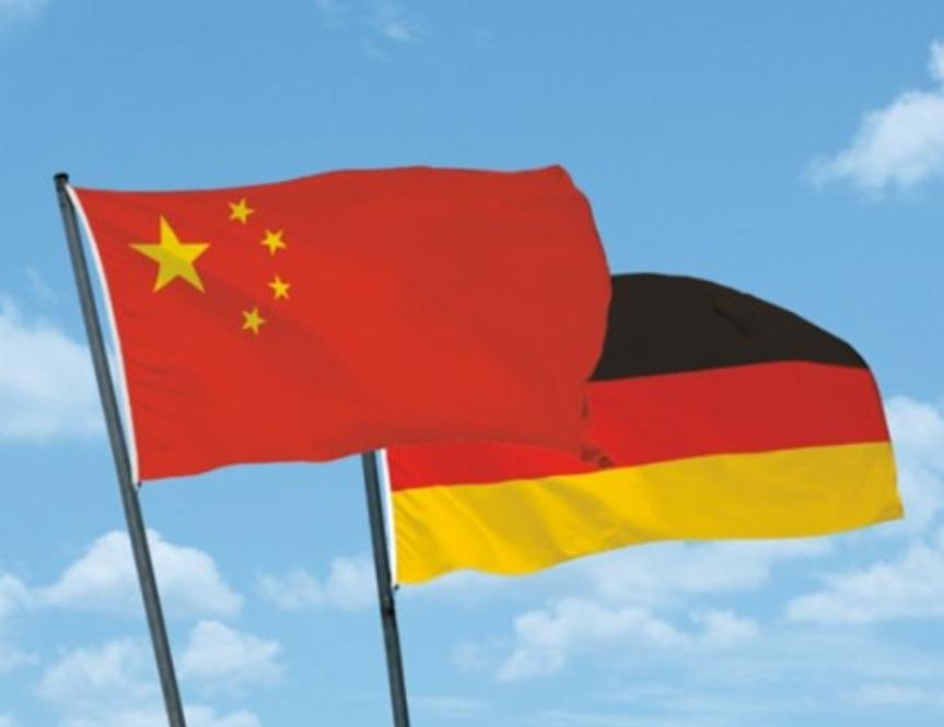 Mittelstand Senatoren treffen China Botschafter S.E. WuKen