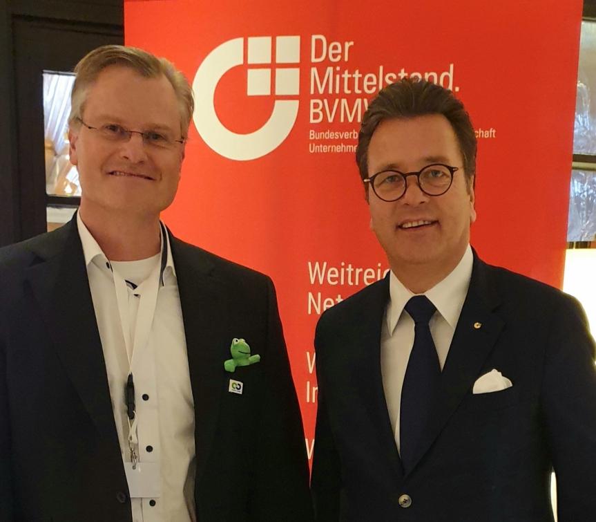 Werner & Mertz-Chef erhält Deutschen Umweltpreis2019