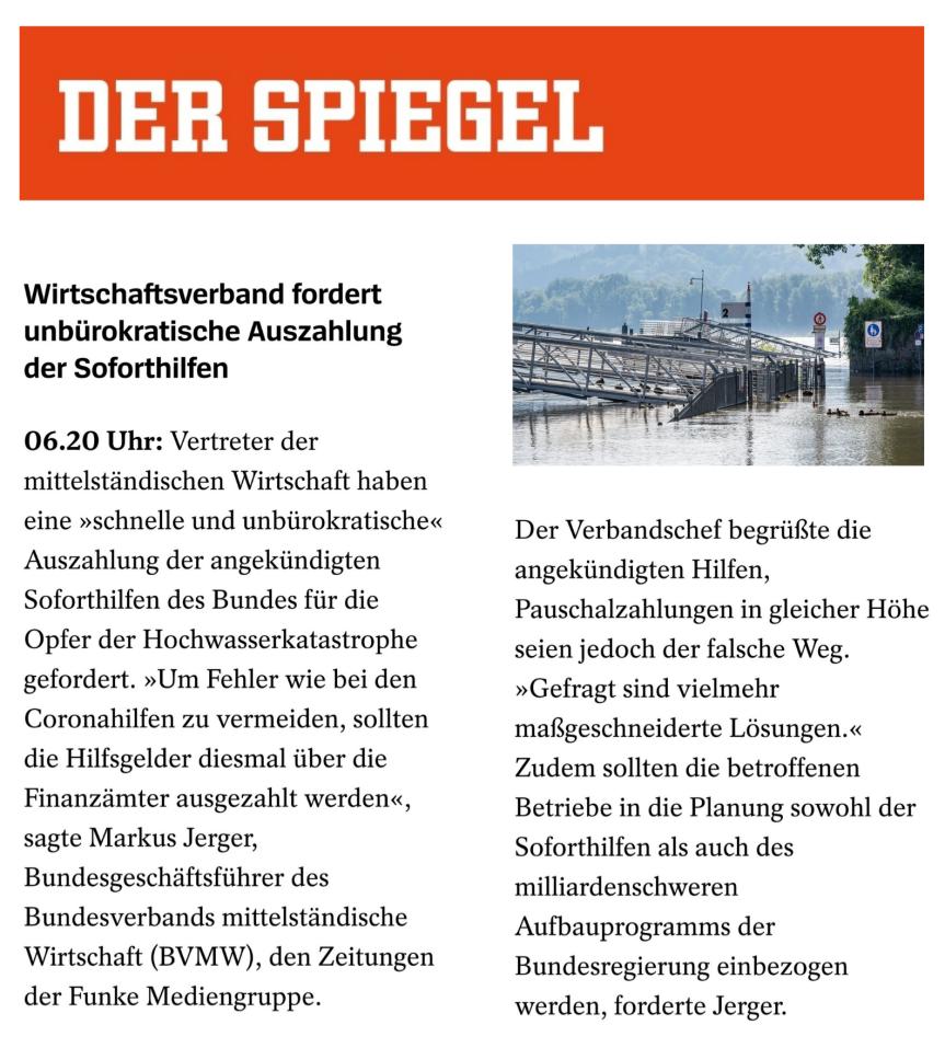 Der Spiegel vom 20.Juli2021
