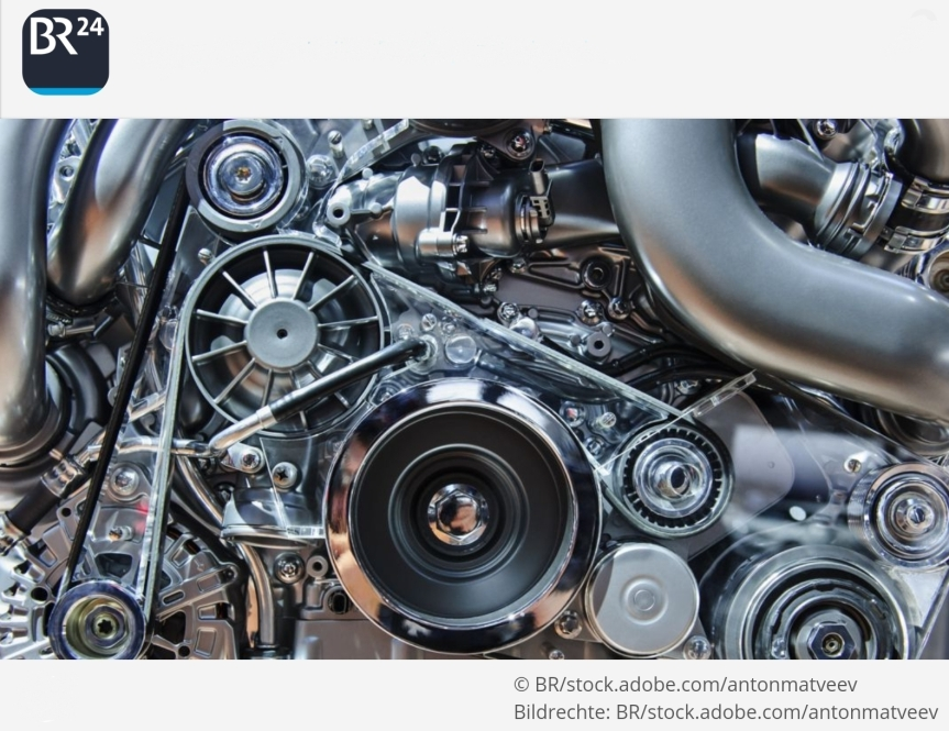 Deutsche Autoindustrie reagiert verhalten auf Verbrenner-Aus |BR24