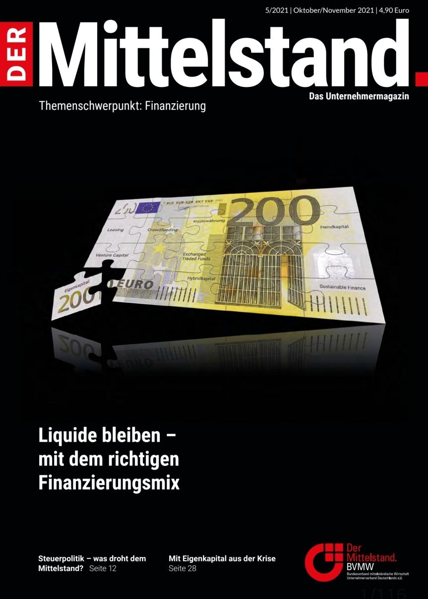 Der Mittelstand – das Unternehmermagazin